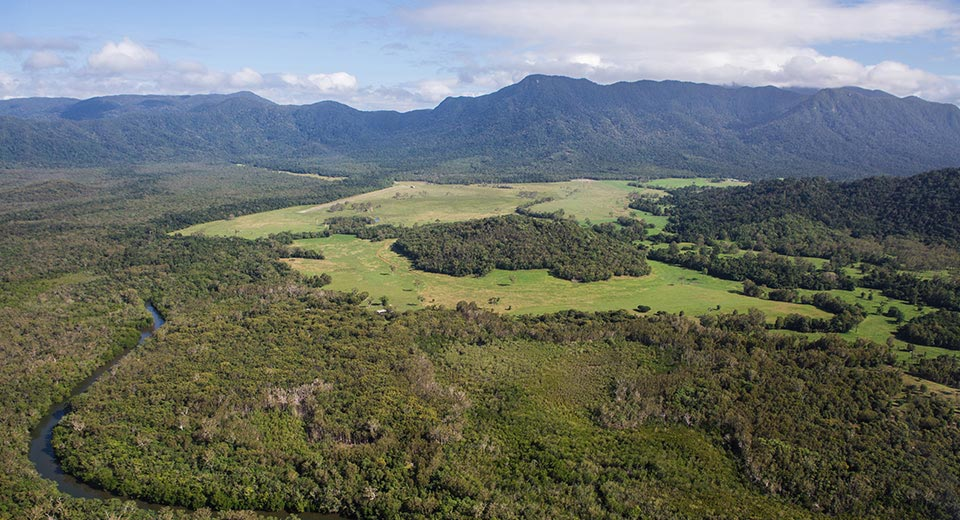 Accommodation between Port Douglas and Cooktown